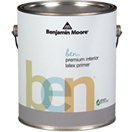 ben Waterborne Interior Paint - Primer