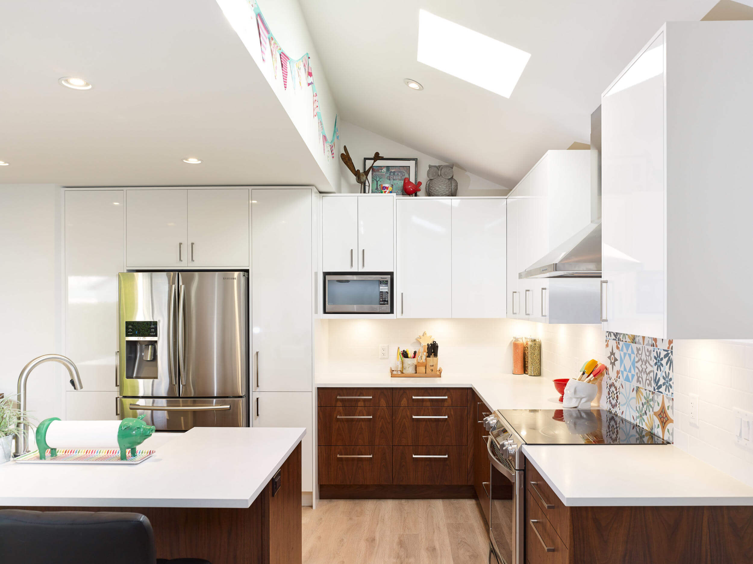 Vancouver Kitchen Renovations by reVISION Custom Home Renovations
