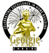 Georgie Awards logo