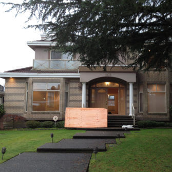 Full house renovation in Vancouver Before - Exterior