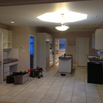 Full house renovation in Vancouver Before - Kitchen