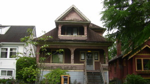 Heritage home renovation and restoration Vancouver