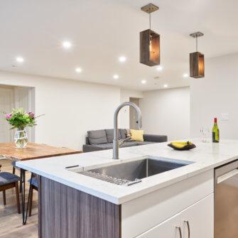 New Basement Kitchen