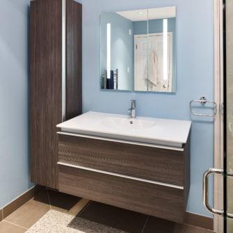 Bathroom Renovation by Revision Renovations