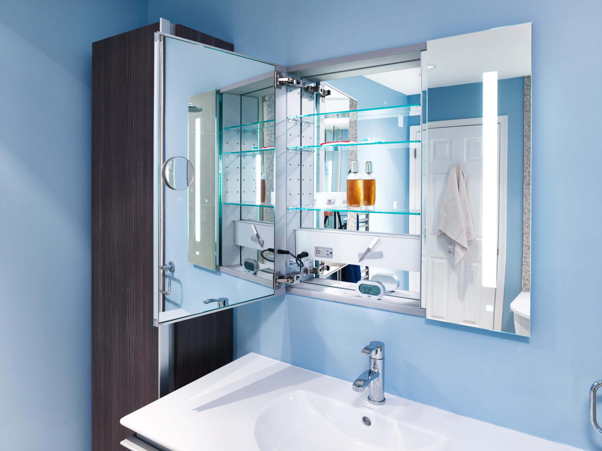 Badezimmer Landhausstil Dusche