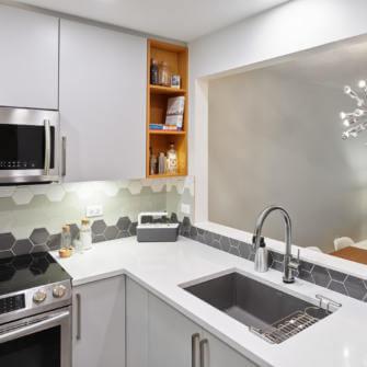New Kitchen Condo Renovation