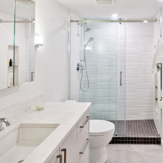 New Bathroom Condo Renovation