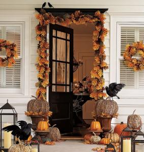 Pottery-Barn-Halloween-Home-Decor