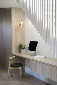 Home office stairs