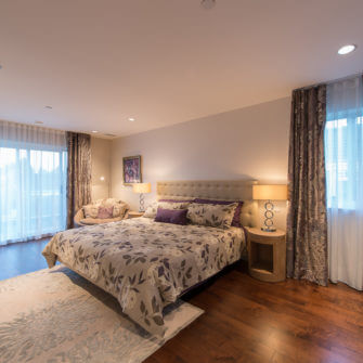 Full house renovation in Vancouver Whole Home Renovation - Master Suite