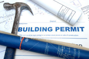 Home addition permit