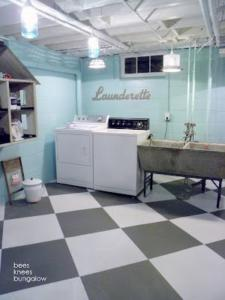 laundrette-basement