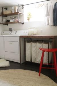 laundry-basement