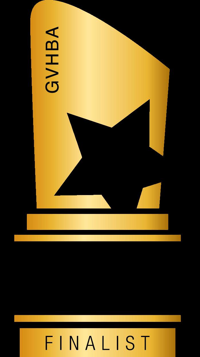 Ovation Award Finalist logo