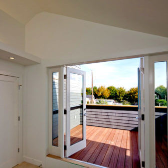 After - Enjoy the view from your private rooftop deck