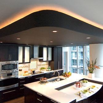 Kitchen renovation in vancouver city