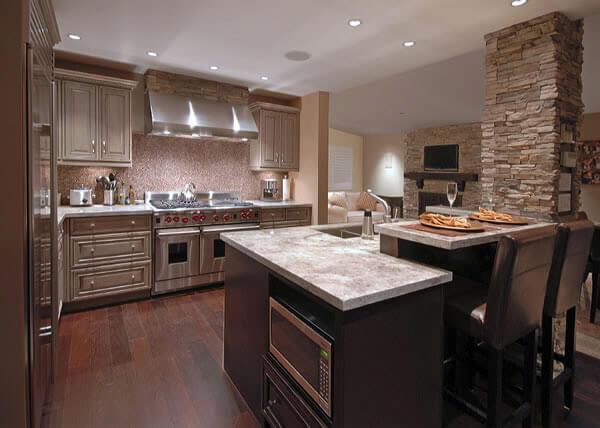 A Kitchen For The Modern Renaissance Man Kitchen