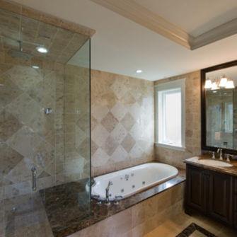 Bathroom renovation - Traditional