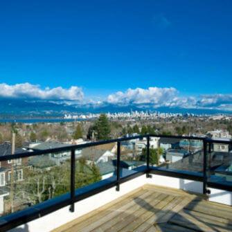 Deck Renovation Vancouver