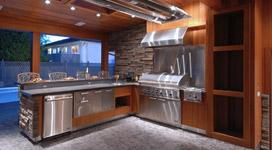 Outdoor Kitchen Renovation