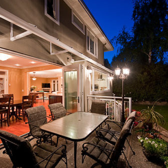 Outdoor Space renovation Vancouver
