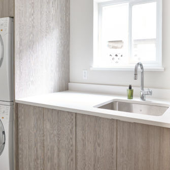 Laundry Room Renovation Vancouver