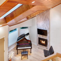 Piano Room Renovation